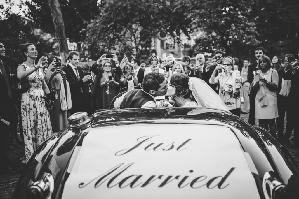 just married - matrimonio a roma