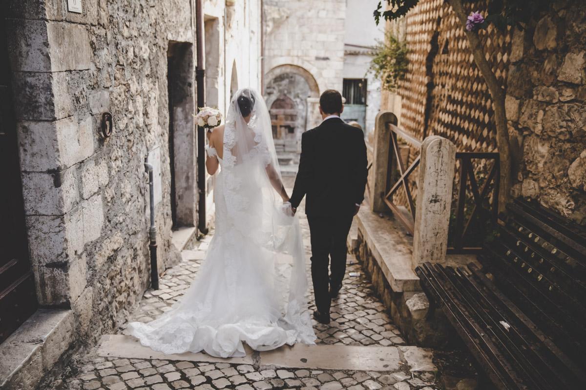 SILVIA CLERI REAL WEDDING MATRIMONIO A TERRACINA VICOLI