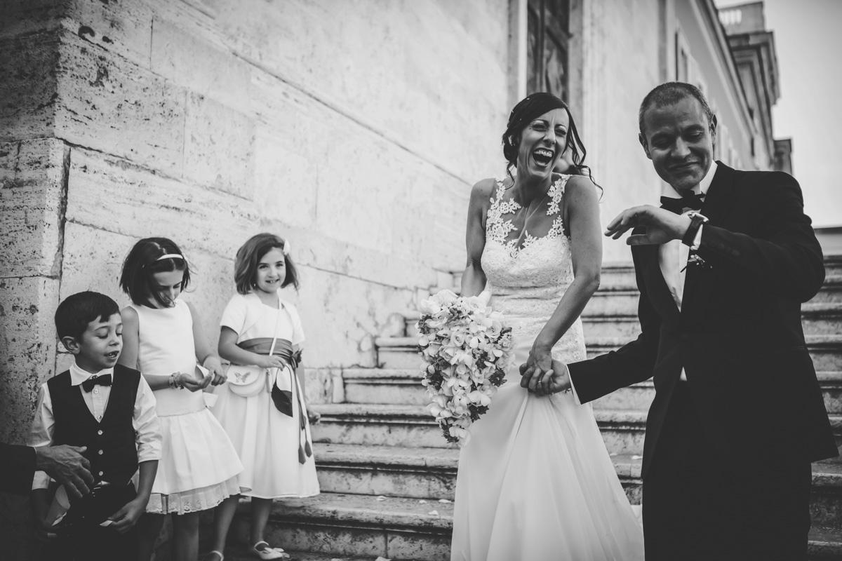 Il racconto fotografico di matrimonio