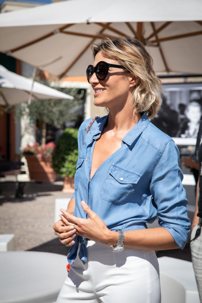 @SILVIACLERI: ANNA FOGLIETTA - CASTEL ROMANO