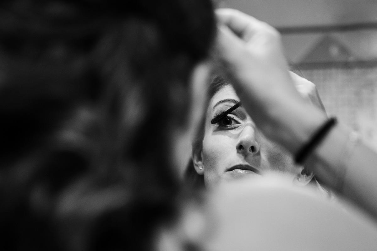 Nicoletta - preparativi sposa