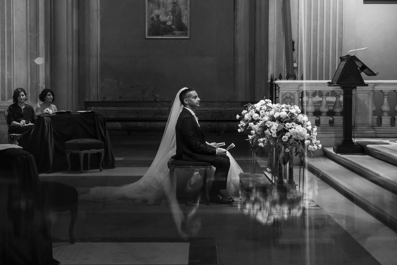Cerimonia matrimonio in chiesa