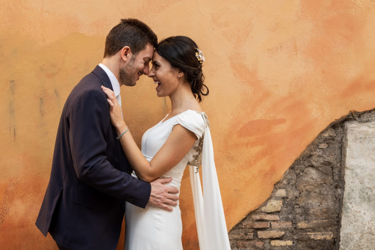 TRASH THE DRESS ROME - COMPLICITY