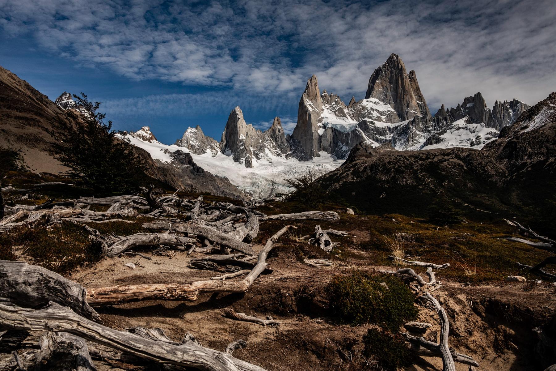 Viaggio fotografico in Patagonia. Routa 40 Fitz Roy El Chalten
