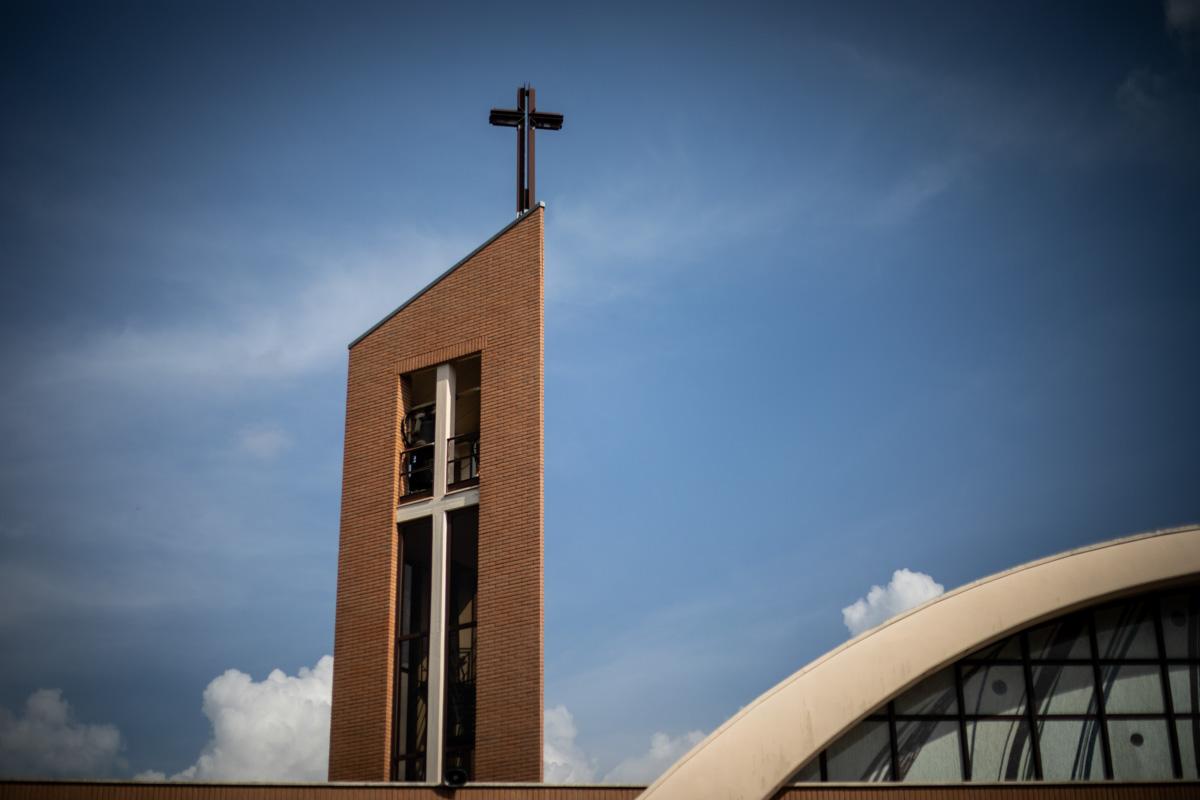 Chiesa bravetta matrimonio moderno
