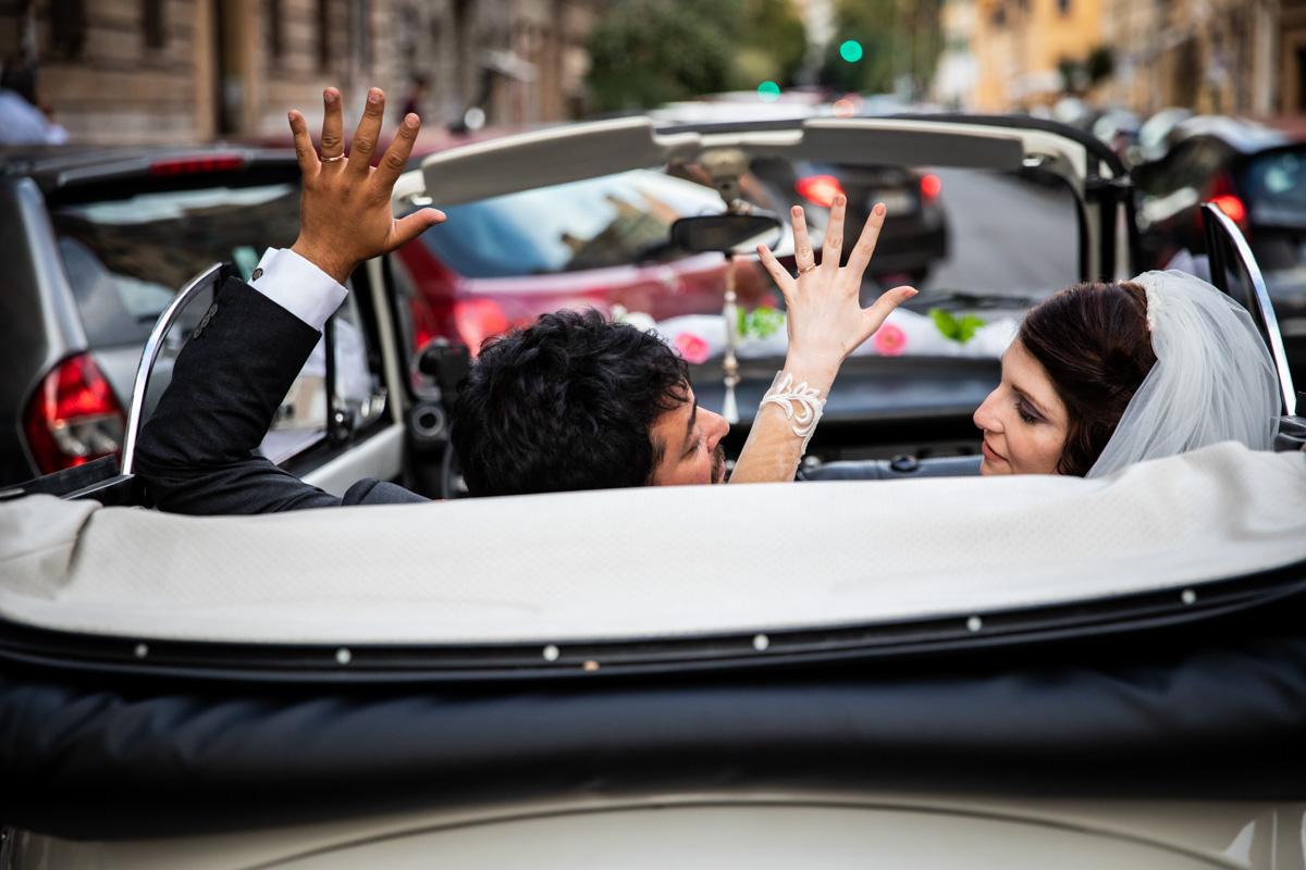 MATRIMONIO MODERNO QUARTIERE PRATI ROMA