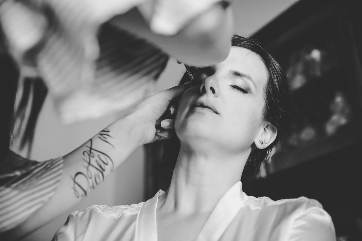 SILVIA CLERI REAL WEDDING LA SPOSA SI PREPARA