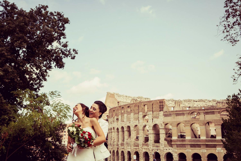 FOTOGRAFO UNIONE CIVILE ROMA
